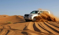 Desert Safari for One, Two or Four with Fun Forever Tourism (Up to 39 % Off)