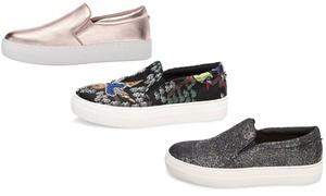 Steve Madden Gills or Gwen Women's Fashion Sneakers (6, 7, 7.5, 10)