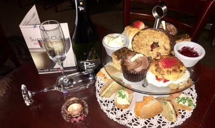 Afternoon Tea with Entertainment and Optional Prosecco for Two or Four at Blundell Street Restaurant (Up to 58% Off)