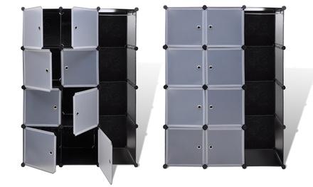 Armadio modulare groupon goods for Groupon armadio