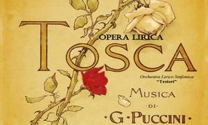 Tosca, Teatro di Milano: Tosca, 8 ottobre al Teatro di Milano (sconto fino a 43%)