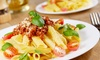 Up to 51% Off Italian Cuisine at Olive Oils