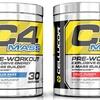 C4 Mass Pre-Workout Supplement (30-Servings)