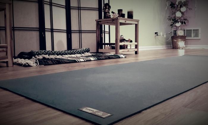 Satya Yoga - Clarence: 12 Weeks of Unlimited Yoga Classes at Satya Yoga (65% Off)