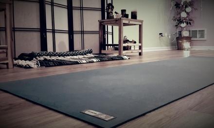 12 Weeks of Unlimited Yoga Classes at Satya Yoga (65% Off)