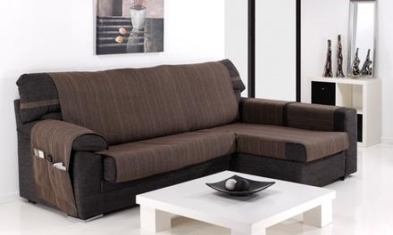 Cubre sofá chaise longue Ribera
