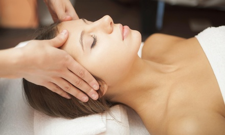 60-Minute Full-Body Massage and Consultation from Revive (50% Off)