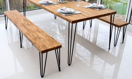 Four Hairpin Furniture Legs
