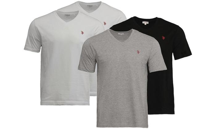 Bis Zu 50 Rabatt 2x O 4x U S Polo Assn T Shirt Groupon