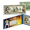 Elvis Presley Colorized $2 U.S. Bill Legal Tender Genuine Currency