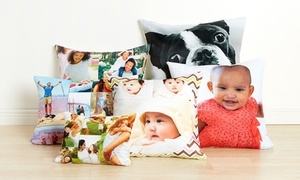 Custom Photo Pillow from Collage.com at Custom Photo Pillow from Collage.com, plus 6.0% Cash Back from Ebates.