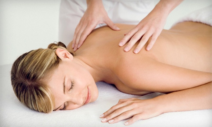 WellnessFirst Chiropractic - Carmel Centerpointe: $29 for a One-Hour Massage and a Chiropractic Evaluation at WellnessFirst Chiropractic ($164 Value)