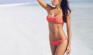 Tan At The Islands: One or Three Infinity Sun Spray Tans at Tan at the Islands (Up to 52% Off)