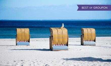 Nordseeküste:3-6 Tage für Zwei mit Frühstück, Wellness und opt. täglichem 3-Gänge-Menü im 4-Sterne-Nordstern-Hotel