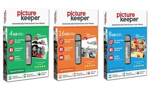 Picture Keeper Photo-Storage USB Device