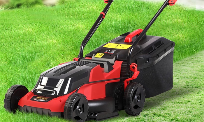 Electric Or Petrol Lawn Mowers Groupon