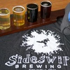 Up to 41% Off Beer Tasting at Sideswipe Brewing
