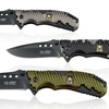 U.S. Army Spring-Assisted Stainless Steel Knives