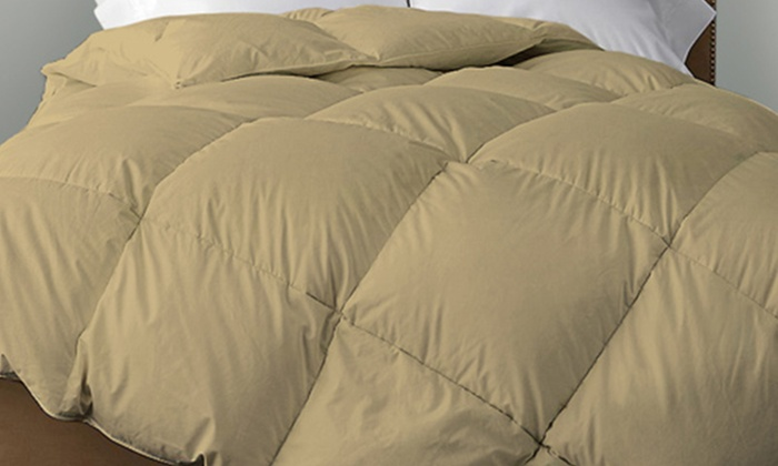 Hotel new york comforter set groupon goods for Hotel design 800 thread count comforter