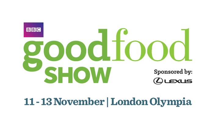 BBC Good Food Show, London Olympia: Afternoon Ticket, 11 or 13 November