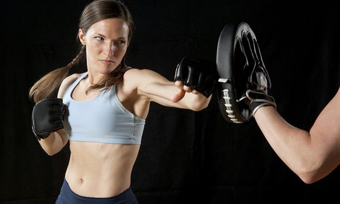 Champion Boxing Fitness - Rockville: Five Classes at Champion Boxing Fitness (72% Off)