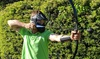 Two-Hour Archery Tag Experience