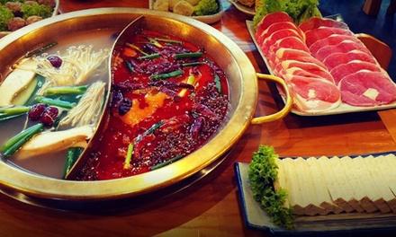 Chinees in Den Haag: hotpot eten bij Vulcan Restaurant, vanaf 2 personen