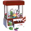 The Claw Arcade Game with 4 Plush Toys