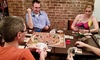 Aether Game Cafe - The Waterfront: Unlimited Game Night with Food and Drink Vouchers for Two, Four, or Eight at Aether Game Cafe (Up to 62% Off)