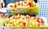 2本分~/3種から選べるモッツァレラドッグ