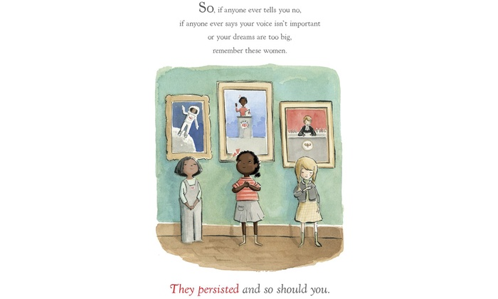"""Up To 22% Off on """"She Persisted"""" Children's Books 