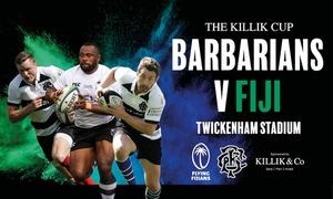 The Killik Cup: Barbarians V Fiji