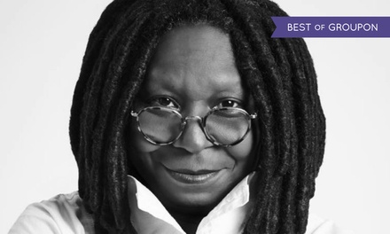 Whoopi Goldberg: Stand-Up Live Uncensored on 11 February at London Palladium