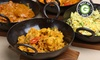 Indian Meal For Two £12.95