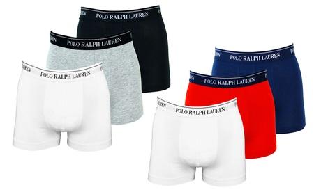 Set di 3 boxer Ralph Lauren da uomo disponibili in vari colori...