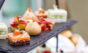 The Kempinski Palm Jumeirah: Afternoon Tea with Optional All-Day Pool Access and Spa Treatment for Two at The Kempinski Palm Jumeirah