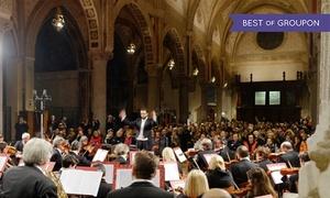 Associazione Musicale Arteviva: Stagione concertistica Arteviva dal 4 aprile al 12 giugno alla Basilica di Santa Maria delle Grazie, Milano (sconto 50%)