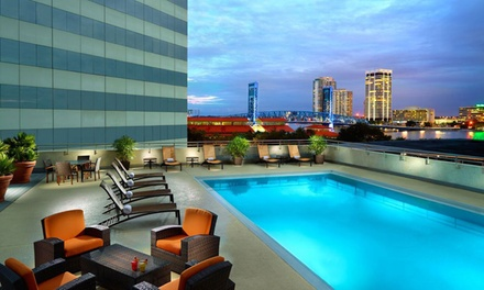 4-Star Omni Hotel in Downtown Jacksonville