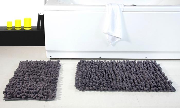 2 Piece Bath Rug Set Groupon Goods