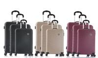 Set di 3 valigie Oxford disponibili in vari colori a 109,90 €