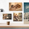 Up to 43% Off a Custom Wood Print from Photobook America