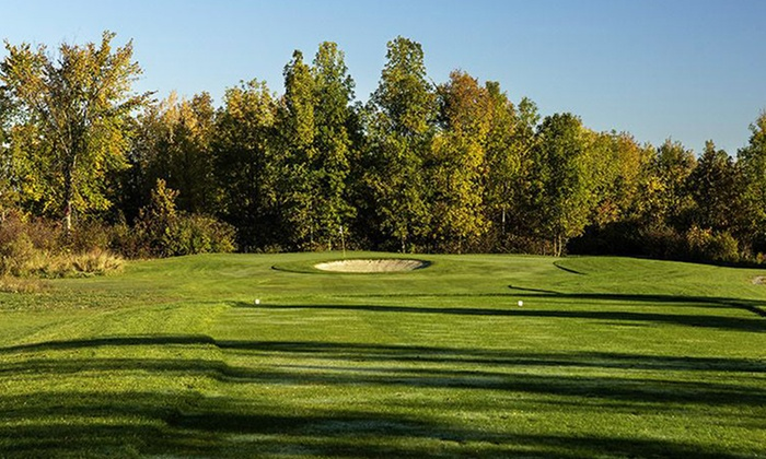 Marchwood Golf Course - Kanata Lakes - Marchwood Lakeside - Morgan's Grant - Kanata: Golfing for Two or Four at Marchwood Golf Course (40% Off)