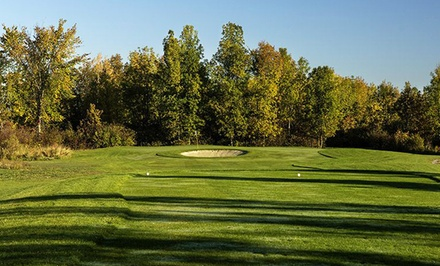 Golfing for Two or Four at Marchwood Golf Course (40% Off)