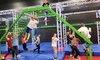 Up to 52% Off Open Gym or Party at The Ninja Playground