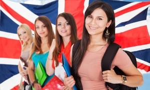 British School: Corso intensivo di inglese con attestato internazionale per una o 2 persone alla British School (sconto fino a 93%)