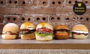 A Casa do Ferreiro Bar: #BlackFriday - Rodízio de mini-hambúrguer para até 4 pessoas n'A Casa do Ferreiro Bar - digite BLACK17 e ganhe +10% off