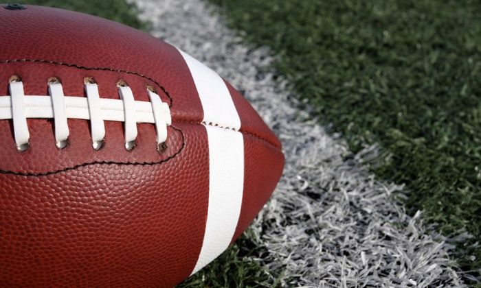 TimLester.Org - Held at Milton High School Stadium: $122 for a One-Week Kids' Football Camp with NFL Play60 and Ex-NFL Player Tim Lester ($245 Value)