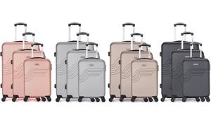 Set de 3 valises modèle Queens
