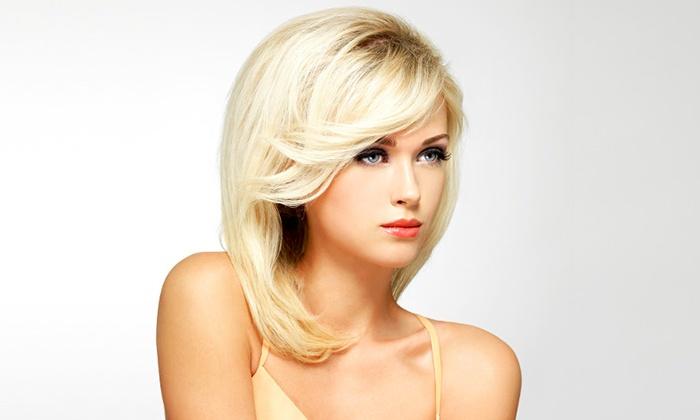Nouvelle coupe de cheveux couleur zen hair groupon - Shampoing coupe brushing ...
