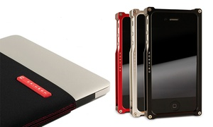 Crimson: iPhone Cases and Accessories from Crimson (50% Off). Two Options Available.
